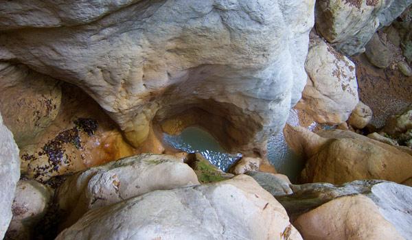 Gjipe canyon 3
