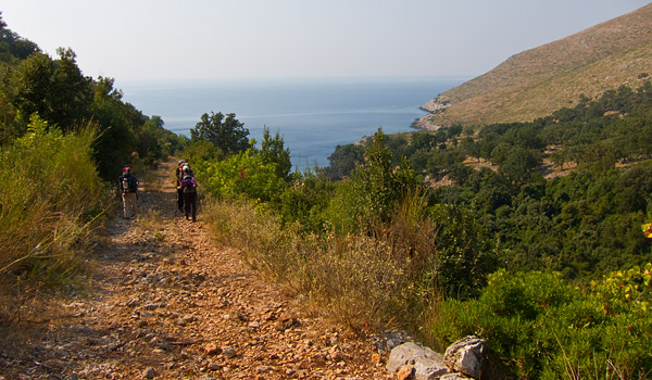 Karaburun - Ionian sea coast